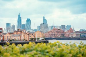 Investment properties City of London