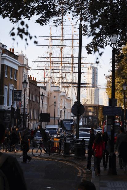 Greenwich - Maritime